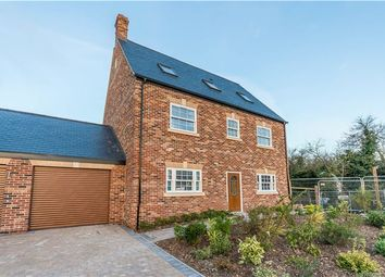 Thumbnail 4 bedroom detached house for sale in Victoria Way, Melbourn, Royston