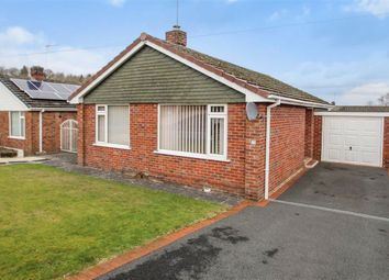 Thumbnail 2 bed detached bungalow for sale in Hampton Road, Oswestry