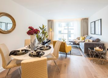 Thumbnail 1 bed flat for sale in Fulham High Street, London
