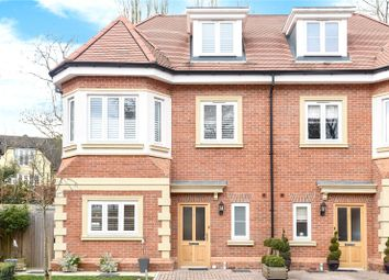 Thumbnail 5 bed semi-detached house for sale in Westminster Close, Northwood, Middlesex