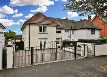 Thumbnail 3 bed semi-detached house for sale in Linden Road, Newport, Gwent.