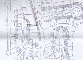 Thumbnail Land for sale in Sycamore Close, Bridgend, Mid Glamorgan