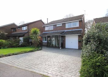 Thumbnail 4 bed detached house for sale in Mulberry Avenue, Penwortham, Preston