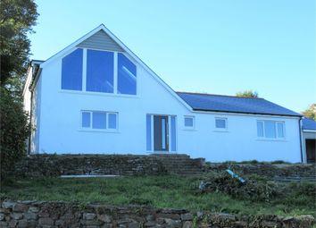 Thumbnail 5 bed detached bungalow for sale in C'est La Vie, Plas Y Fron, Fishguard, Pembrokeshire