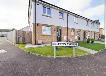 Thumbnail 3 bed terraced house for sale in Bolerno Avenue, Bishopton