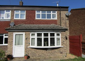 Thumbnail 4 bed semi-detached house for sale in Gull Walk, Hornchurch