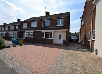 Thumbnail 3 bed semi-detached house for sale in The Sorrells, Stanford Le Hope, Essex
