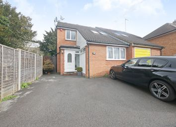 Thumbnail 4 bed semi-detached house to rent in Lancaster Road, Uxbridge