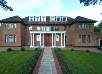 Thumbnail 9 bed detached house for sale in Brampton Grove, Hendon, London
