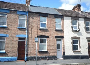 Thumbnail 2 bedroom terraced house to rent in Oxford Street, St Thomas, Exeter