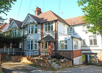 Thumbnail 3 bed flat to rent in Maidstone Road, Chatham