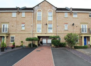 Thumbnail 3 bed town house for sale in Holland House Road, Walton-Le-Dale, Preston