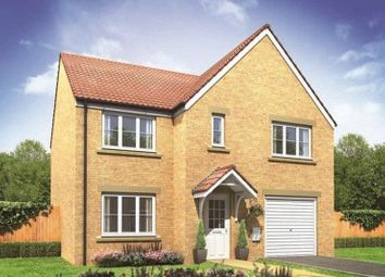 Thumbnail 4 bed detached house for sale in The Warwick - Kingsbury Meadows, Wakefield