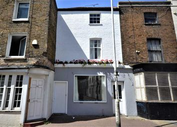 Thumbnail 3 bedroom terraced house for sale in King Street, Ramsgate, Kent