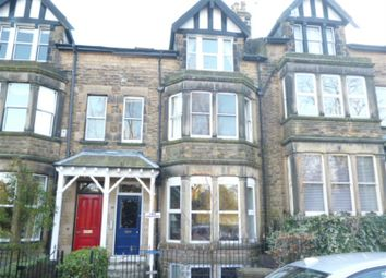 Thumbnail 2 bed flat to rent in 18 Harlow Moor Drive, Harrogate