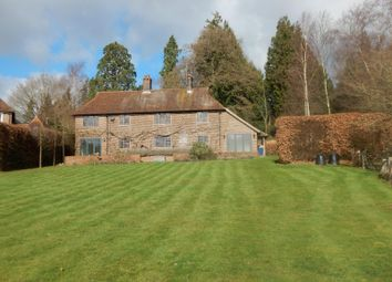 Thumbnail 4 bed detached house to rent in Cranleigh Road, Wonersh, Guildford