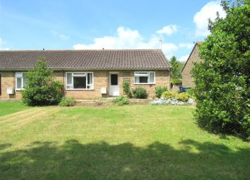 Thumbnail 2 bedroom semi-detached bungalow for sale in Rectory Road, Bluntisham, Huntingdon