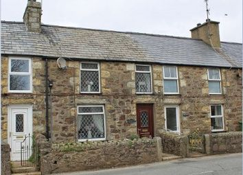 Thumbnail 2 bed terraced house for sale in Madryn Terrace, Llanbedrog, Pwllheli, Gwynedd
