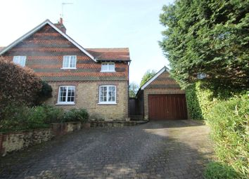 Thumbnail 3 bed semi-detached house for sale in High View, Gomshall, Guildford