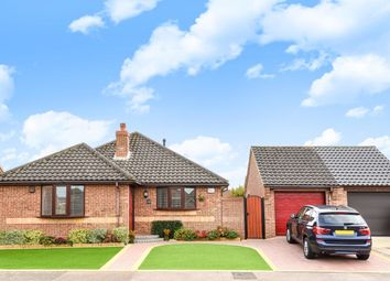 Thumbnail 2 bedroom detached bungalow for sale in Woodfield Road, Holt