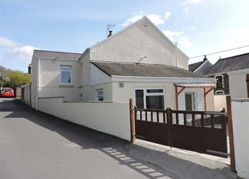 Thumbnail 3 bedroom end terrace house for sale in New Road, Ynysmeudwy, Pontardawe, Swansea