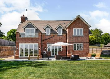 Thumbnail 4 bed country house for sale in Norwood Hill, Horley