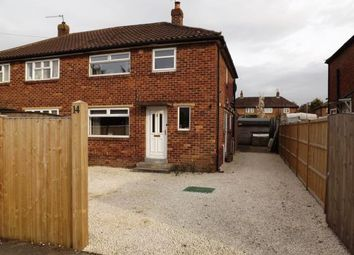 Thumbnail 3 bed semi-detached house for sale in Byland Road, Harrogate, North Yorkshire
