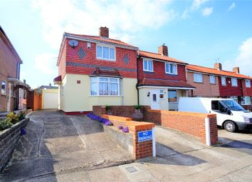 Thumbnail 3 bed end terrace house for sale in Copperfield Road, Rochester, Kent
