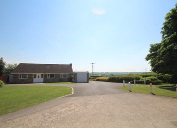 Thumbnail 3 bed detached bungalow for sale in Poplar Hill, Stowmarket