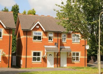 Thumbnail 2 bedroom semi-detached house for sale in 5 Bevan Close, Hadley, Telford