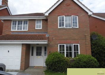 Thumbnail 5 bedroom property to rent in Speedwell Way, Norwich