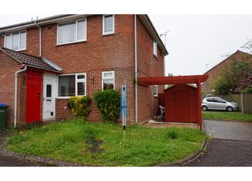 Thumbnail 1 bed flat to rent in Hawkwell, Fareham