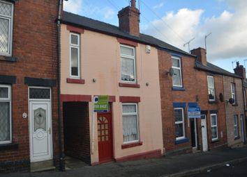 Thumbnail 3 bedroom terraced house for sale in Lloyd Street, Sheffield