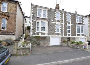 Thumbnail 4 bed semi-detached house for sale in Elton Road, Bishopston, Bristol