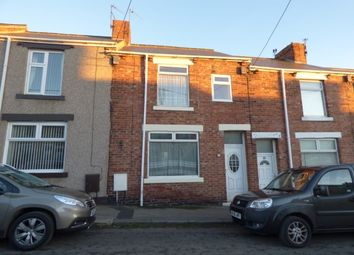 Thumbnail 3 bed terraced house to rent in Arthur Street, Ushaw Moor, Durham