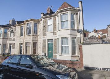 Thumbnail 3 bed terraced house for sale in Stretford Road, Whitehall, Bristol