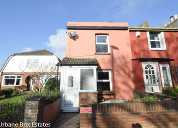 Thumbnail 2 bed end terrace house for sale in Old London Road, Hastings