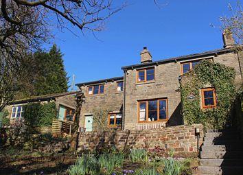 Thumbnail 4 bed cottage for sale in Kirk Hill Road, Haslingden, Rossendale