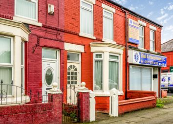 Thumbnail 3 bed terraced house for sale in Vale Lodge, Rice Lane, Walton, Liverpool