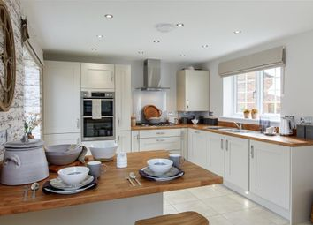 """Thumbnail 4 bed detached house for sale in """"The Waysdale - Plot 9"""" at Curbridge, Botley, Southampton"""