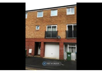 Thumbnail 4 bed terraced house to rent in Clench Street, Southampton