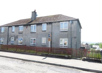 Thumbnail 3 bed flat for sale in Arran Drive, Auchinleck