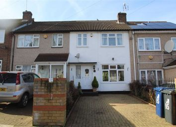 Thumbnail 3 bed terraced house for sale in Beechwood Avenue, Greenford