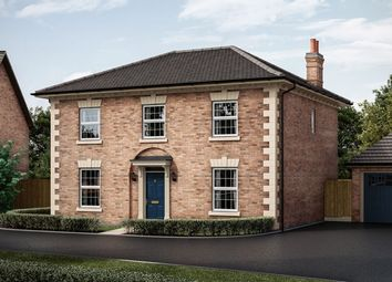 Thumbnail 4 bed detached house for sale in The Castleton, Off Dukes Meadow Drive, Banbury Oxfordshire