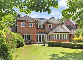 Thumbnail 6 bed detached house for sale in Outlands Lane, Curdridge, Southampton