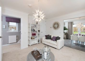 Thumbnail 3 bedroom terraced house for sale in 6 Cumbernauld Road, Chryston, Moodiesburn, Glasgow