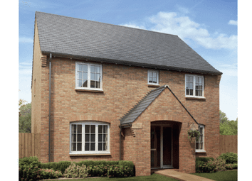 Thumbnail 4 bed property for sale in Market Harborough