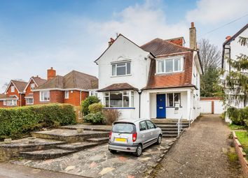 Thumbnail 4 bed detached house for sale in Cornwall Road, Cheam, Sutton