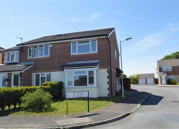 Thumbnail 2 bed semi-detached house for sale in Bryn Derwen, Swansea