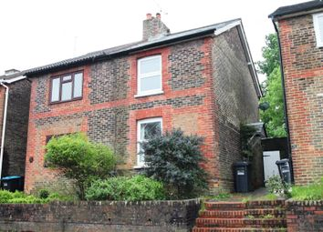 Thumbnail 2 bed semi-detached house to rent in Queens Road, East Grinstead